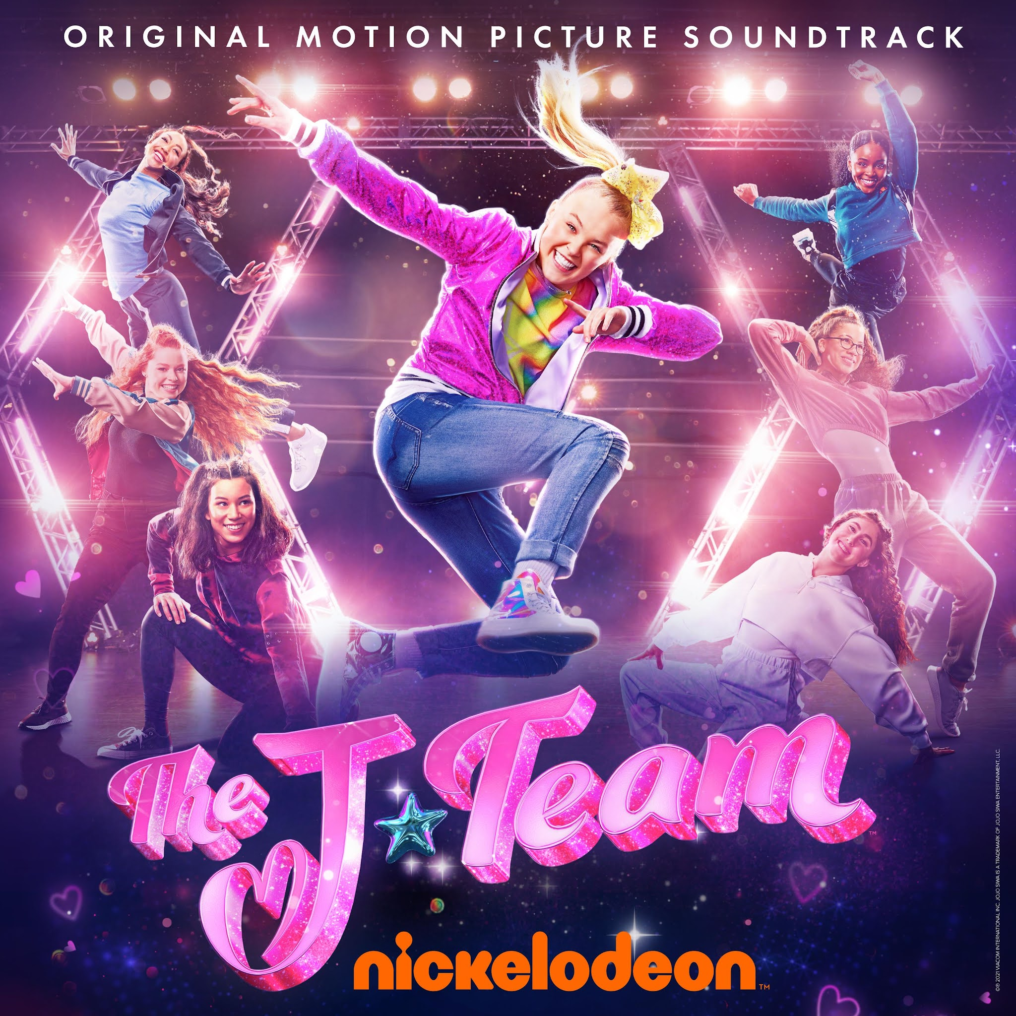 Jojo Siwa – Back To That Girl (from The J Team Soundtrack)