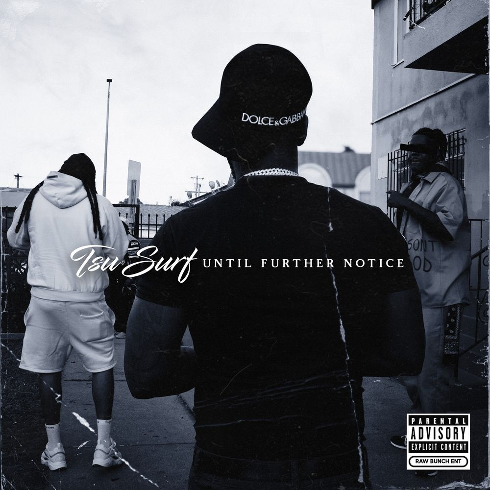 Tsu Surf – Should've Known Better Ft. Luccie Fontaine