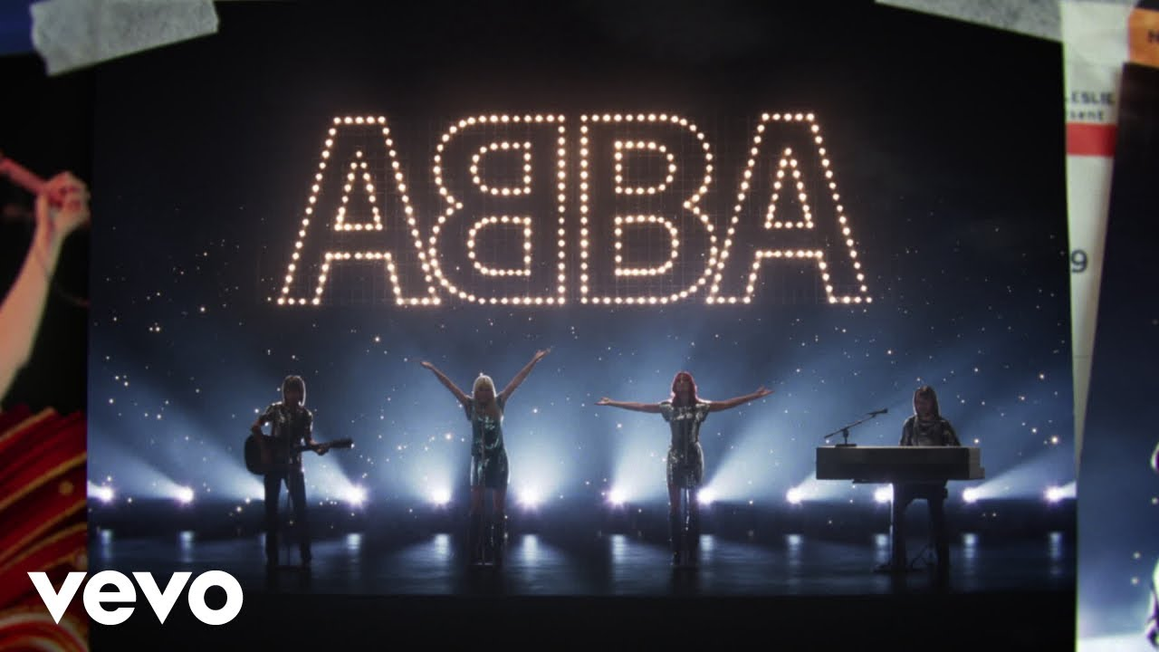 Abba – The Journey Is About To Begin
